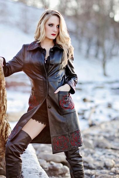 Lucio Vanni Leather Jacket