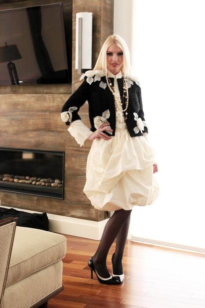 Lucio Vanni Couture Jacket