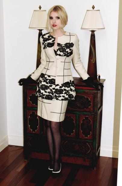 Lucio Vanni Couture Suit